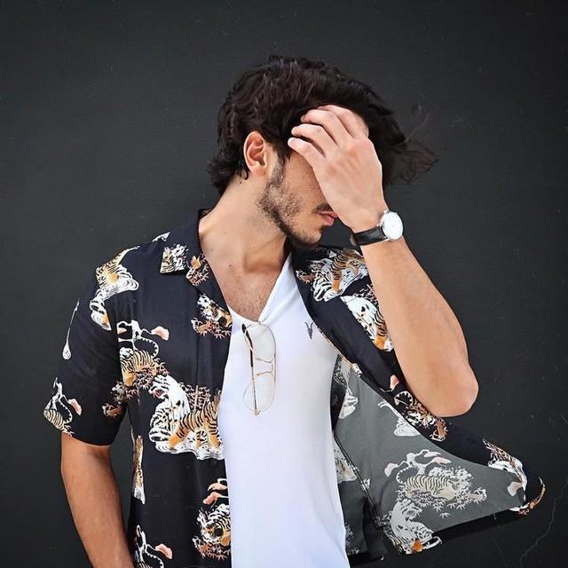dannyaridi - Kirshma Shirt