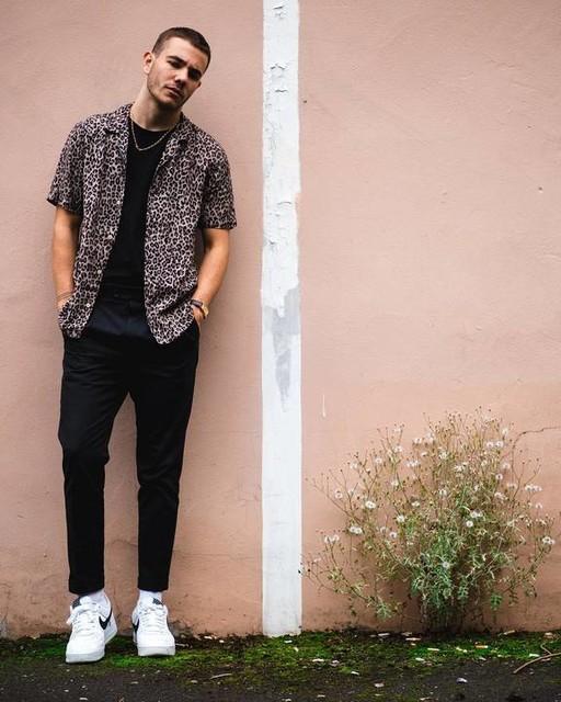 Ryanpaulmyers15 - Leopardtone Shirt