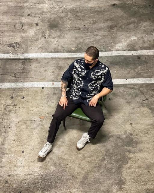 paintedsilhouettes - Skorpio Short Sleeve Shirt