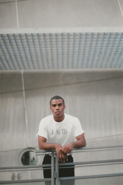 Jahmarr.Reid - Dash T-Shirt