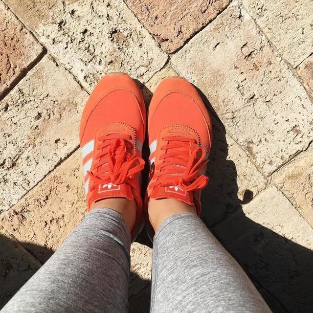 My love for #iniki #adidas #inikiboost #momlife #sneakers #thebrandwiththethreestripes