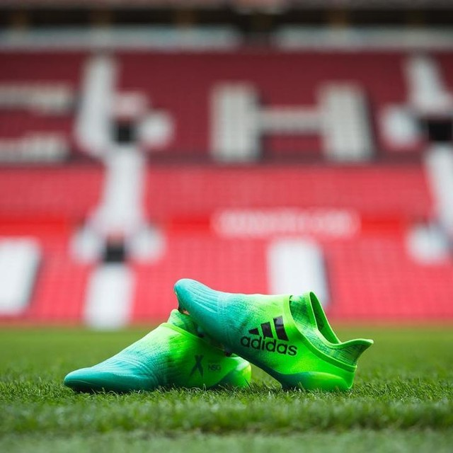 Completing the line-up. ⚡ The new #X16 of @adidasfootball's Turbocharge pack. #NeverFollow