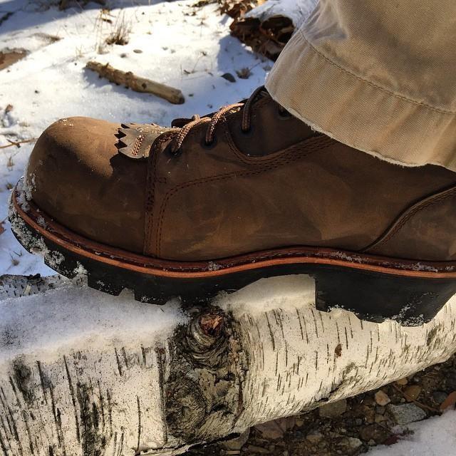 Yellow timberland boots