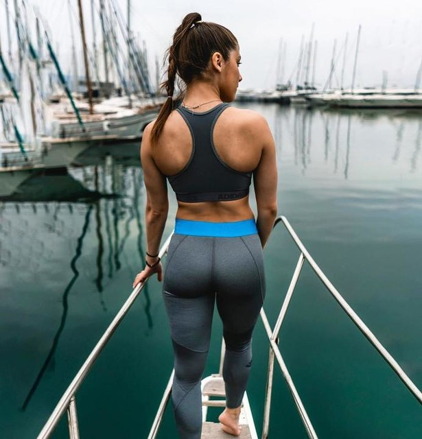 Can't wait for summer🐳 In this summer we are going to be enjoying Pilates on board together😍 are u ready?💙 #pilates #onboard #sea #fitness #adidas #adidasgr