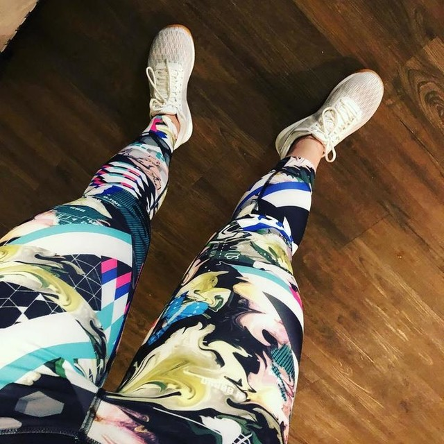 #reebok #nano8  #kicksoftheday #gymtime #fitfam #life #leggings