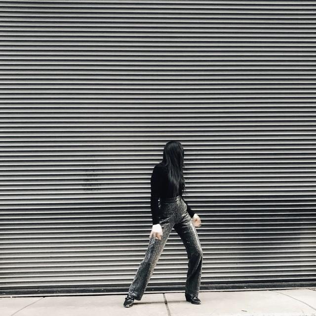 whocares.whatshewears - Pantalon Miroir Leanna