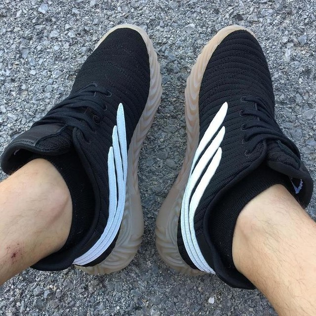 today's feet 👣 #adidas #adidassobakov