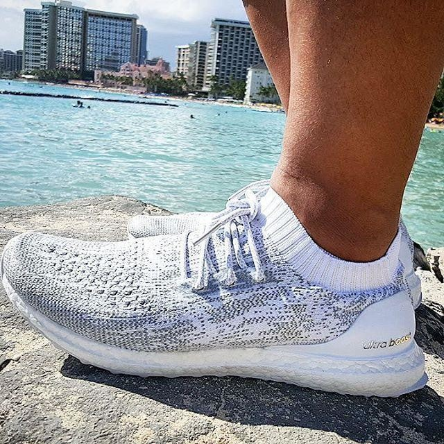 Adidas Ultra Boost Uncaged White
