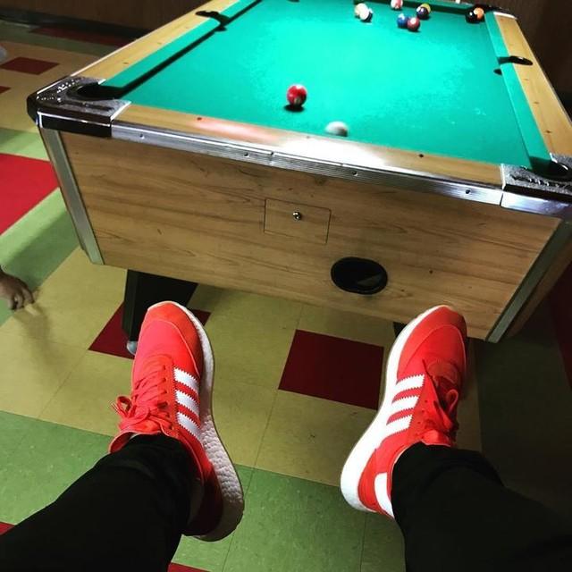 Ummmmm pool anybody? 🔥😂 #adidas #🔥 #iniki #itgma #adidasiniki