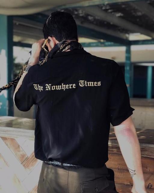 mrtzachas - Camisa Oblivion