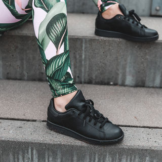 new style 9b490 b8544 adidas Stan Smith Shoes - Black   adidas US