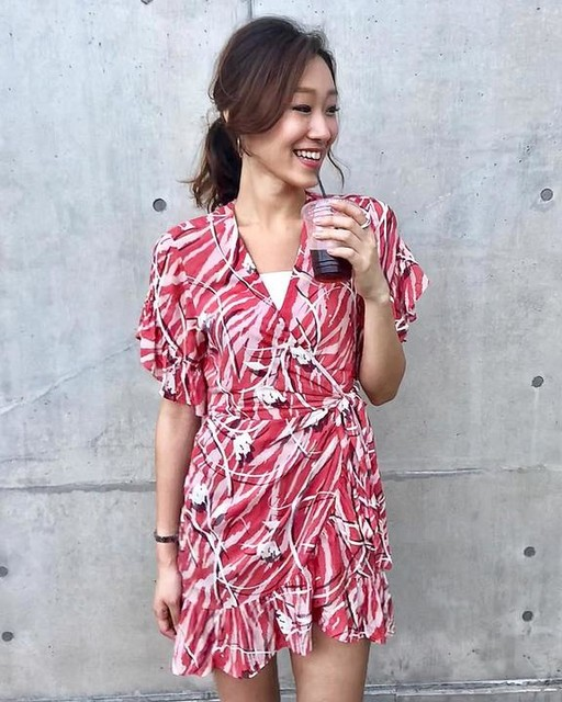 reina_asj - Vestido Marlow Kazuno