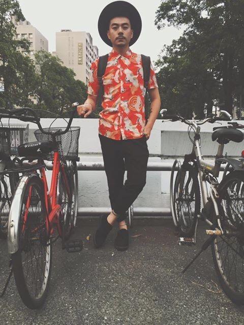 史拉特 - Tsuru Hawaiian Shirt