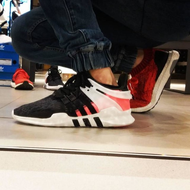 BUY Adidas EQT Support 93/17 Core Black