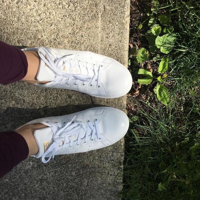 Fresh kicks! #stansmith #spring