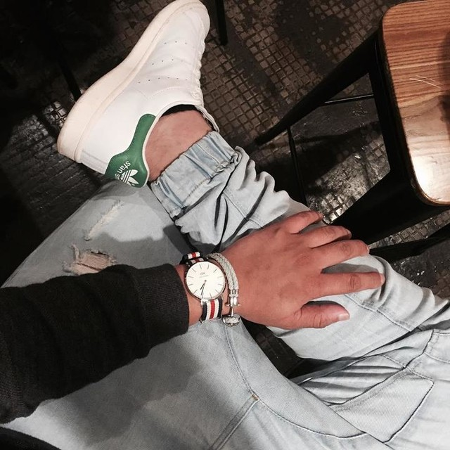 #adidasMY #adidasoriginal #stansmith #stansmithvintage #danielwellington #paulhewitt