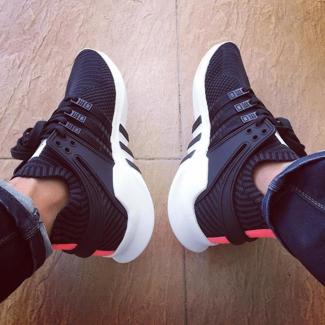 🚶🏻👟 #teameqt #adidas #primeknit #adidasoriginals