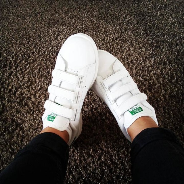 New babies ! 👟😍🙌 #stansmith #adidas #scratch #alaise #sneakers