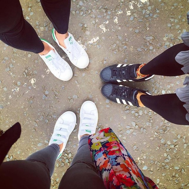 #stansmith #adidas #superstar 可能是迷妹😊