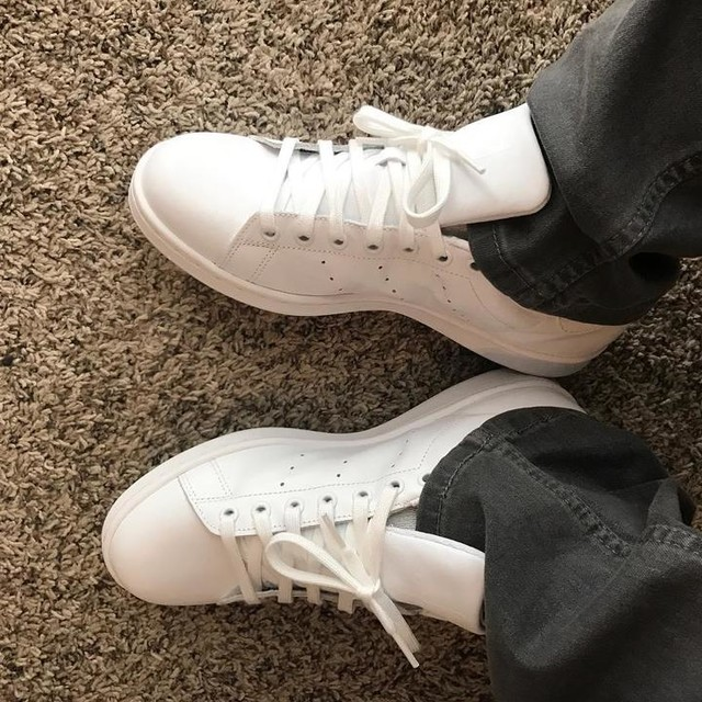 stan smith all white