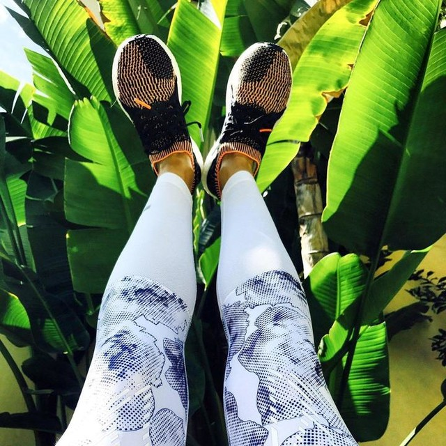 Taking these little gems for a spin on this Wellness Wednesday 🍃👣🍃 @adidasZA #NeverDone #UltraBoostX #AdidasWomen https://t.co/SSzmwwXGle