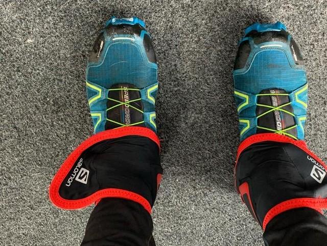 SPEEDCROSS 4 GTX Trailrunning Schuhe Black Week Angebote