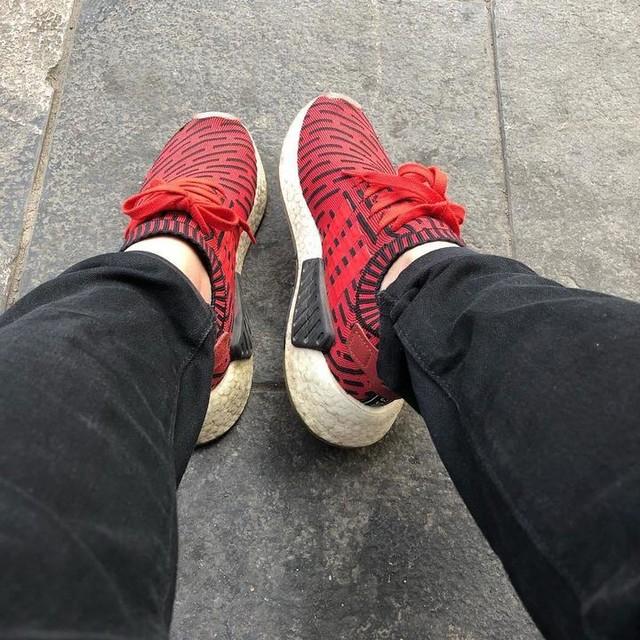 Thèm mua giày... #nmd #nmdr2 #adidas #sneakers