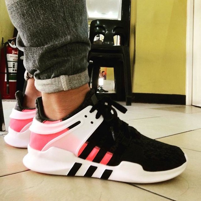 "SNEAKERS VIỆT NAM on: ""On feet adidas EQT 93/17 t"