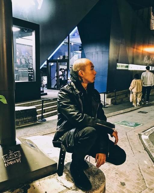Mame - Kaho Leather Biker Jacket