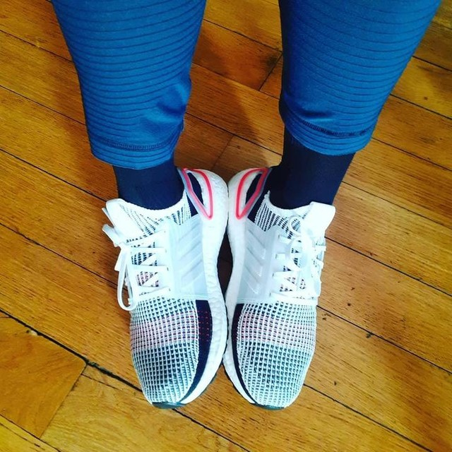 My new babies - adidas ultraboost so cute and great for running - i love them adidasrunning #adidas#running#deconfined#great