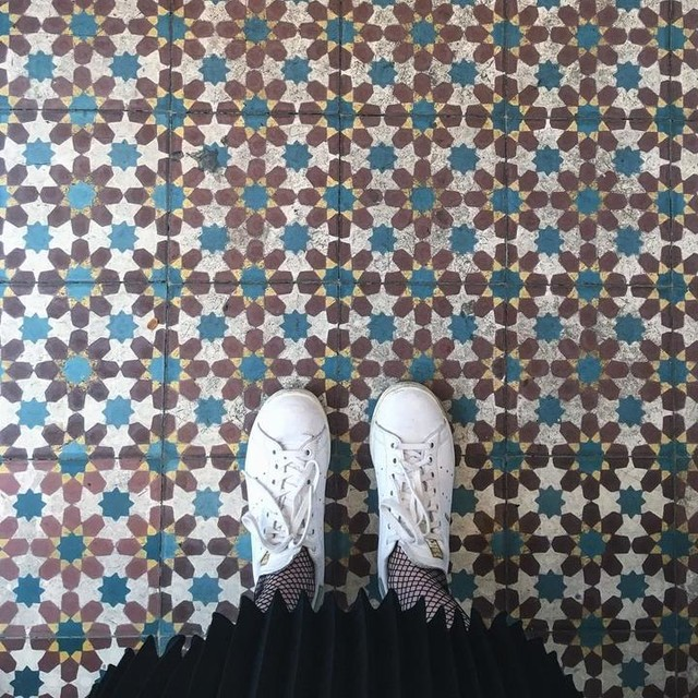 #moroccan #mood #stansmith 🖤🔹