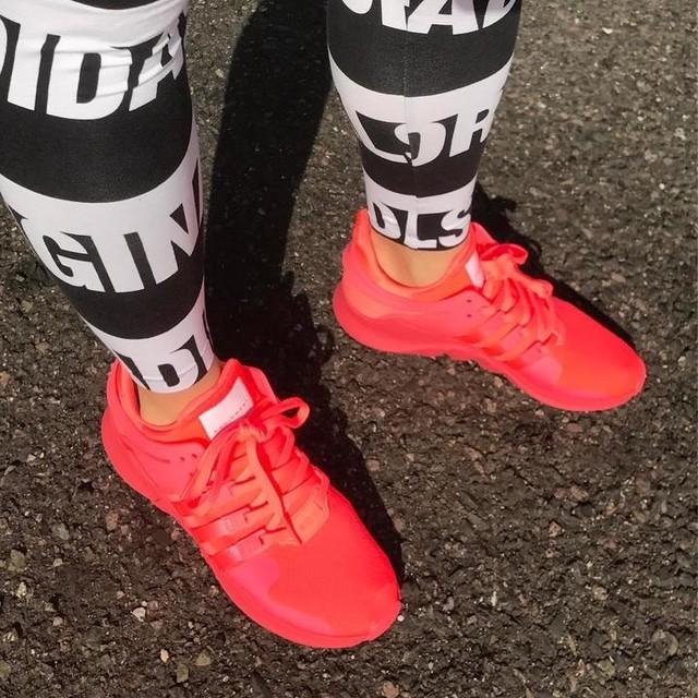 Spring ready /// #adidas #EQT #turbo #adidasoriginal #nyc #creator #fashioninsider #livefreerunfree #threestripeslife #nycflagship #VMsquad #life #atheleisure #itsalifestyle #athlete #fitfashion