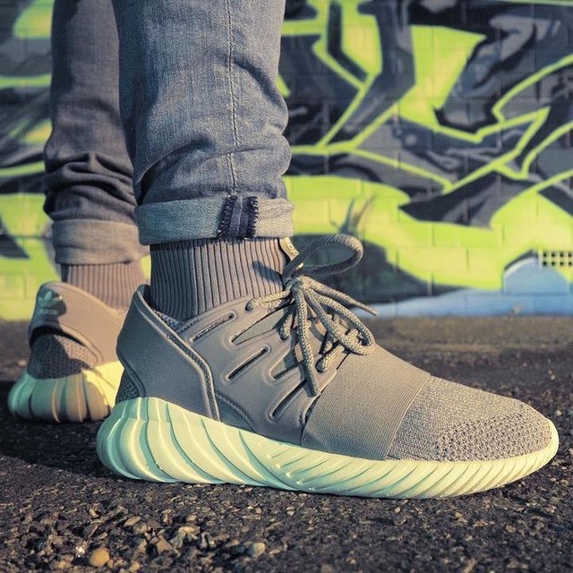 adidas Tubular Doom Soc Light Blue Pink