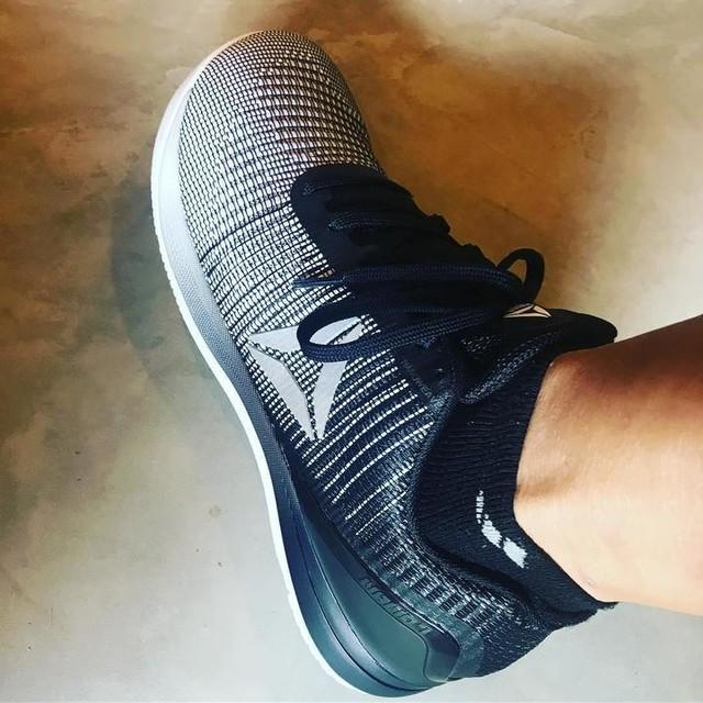 My new kicks are 🔥  #crossfit #nano7weave #reebok #reebokcrossfit @reebokphilippines @outoftheboxcompany #ootb